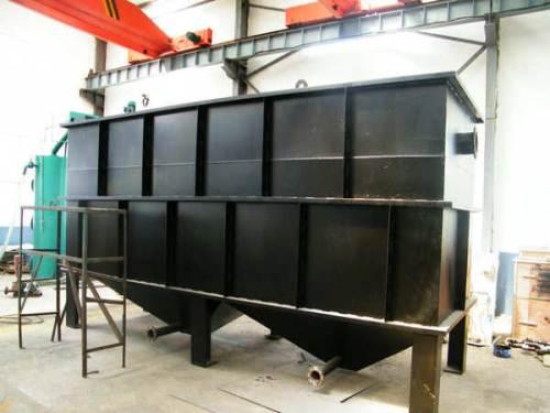 斜管沉淀装置